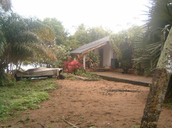 African Dream: une partie de la residence
