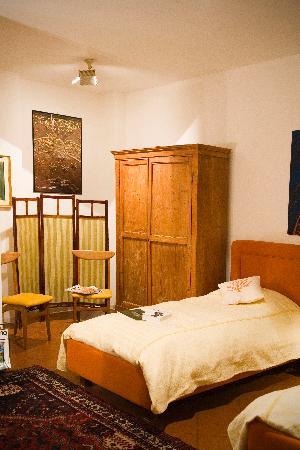 B&B La Stradetta: camera-room