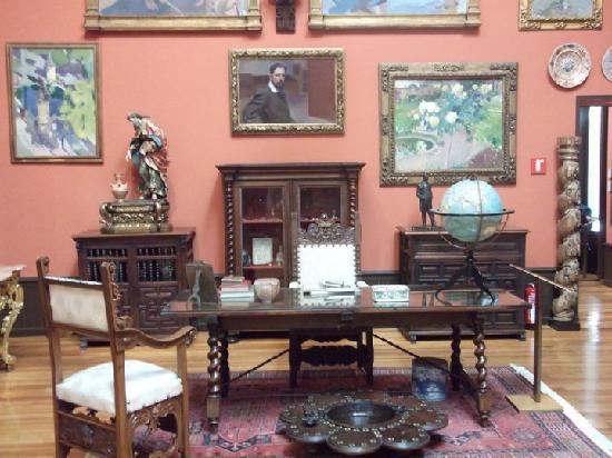 Hostal Nersan: Museum Sorola