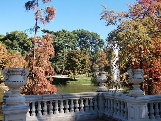 Hostal Nersan: Park Retiro