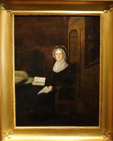 Musee Carnavalet: Marie-Antoinette à la prison du Temple.