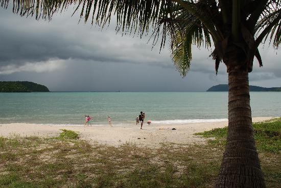 The Frangipani Langkawi Resort & Spa: View from Sea view villa
