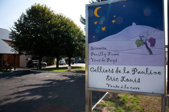 Thauvenay, France: Entrée