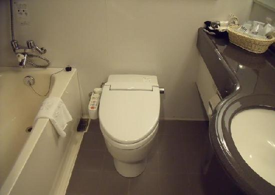 Hotel Sunroute Plaza Shinjuku: Well-maintained ensuite bathroom