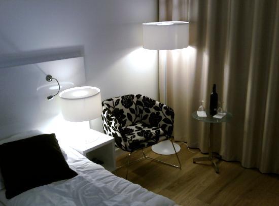 Thon Hotel Bristol Bergen: rom