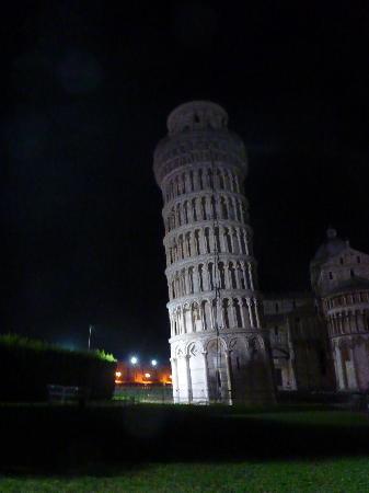 La Loggia: Tower By Night