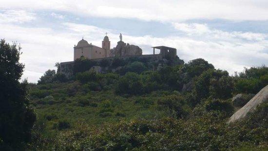 Calvi, Prancis: Notre Dame de la Serra