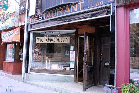 Photo of Restaurant Chocolateria at 361 Roncesvalles Ave, Toronto M6R 2M8, Canada