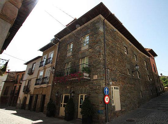 Villafranca del Bierzo, Spania: Fachada