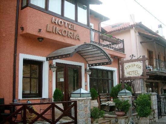 ホテル リコリア
