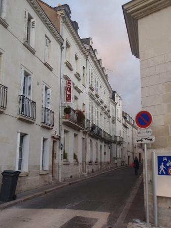 Hotel Des Arts : Façade de l'hôtel