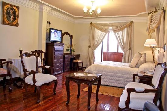 San Marino Royal Hotel: Suite