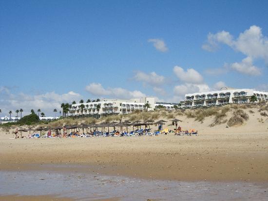 Iberostar Andalucia Playa: Strand