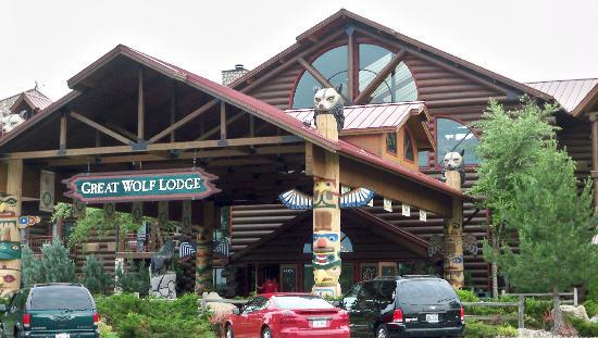 foto de great wolf lodge wisconsin dells water park. Black Bedroom Furniture Sets. Home Design Ideas