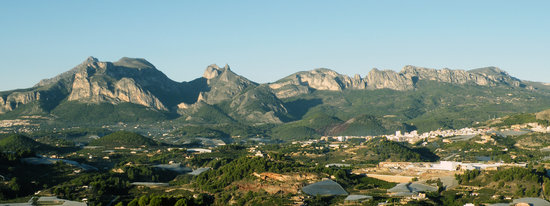 Alicante Mountains