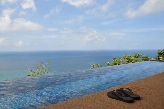 Paresa Resort Phuket: infinity pool