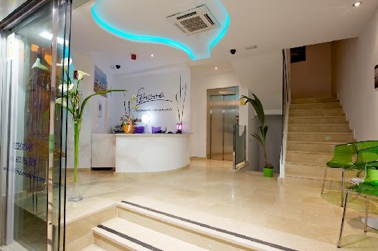Hotel Fetiche: Recepcion / Reception