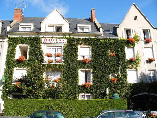 Hotel Anne De Bretagne: hôtel