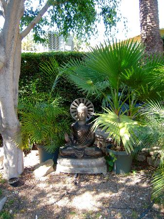 Sanborn Guest House: Garden