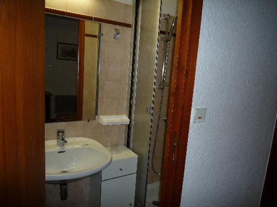 Altis Val Vert Hotel : Cabinet de toilette