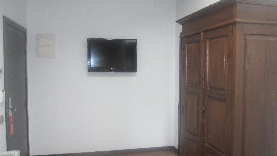 Hotel Spa Villa de Mogarraz: habitacion con buhardilla