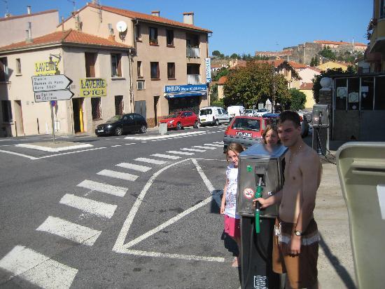 Aragon Hotel : Downtown Perpignan