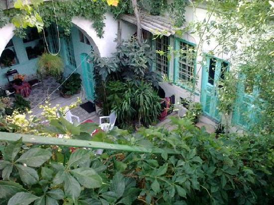 Fallouh House: The house