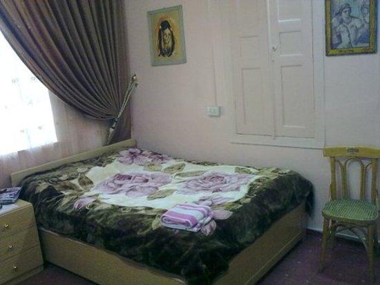Fallouh House: Double room