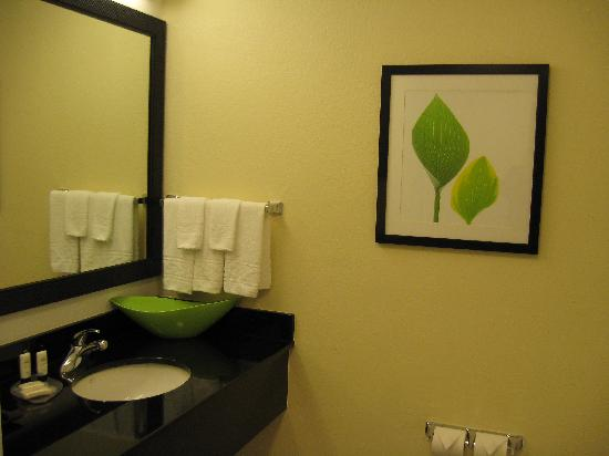 Fairfield Inn & Suites Fort Pierce: bagno1
