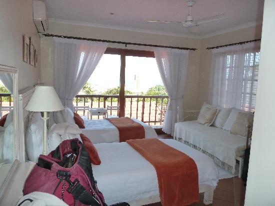 Umbrella Tree House: Zimmer mit Blick