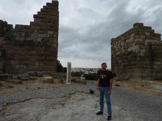 Myndos Gate: Myndos-Tor, ein ehemaliger Eingang