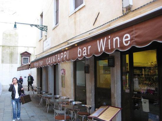 Photo of Italian Restaurant Cavatappi at Campo Della Guerra, 525, Venice 30124, Italy