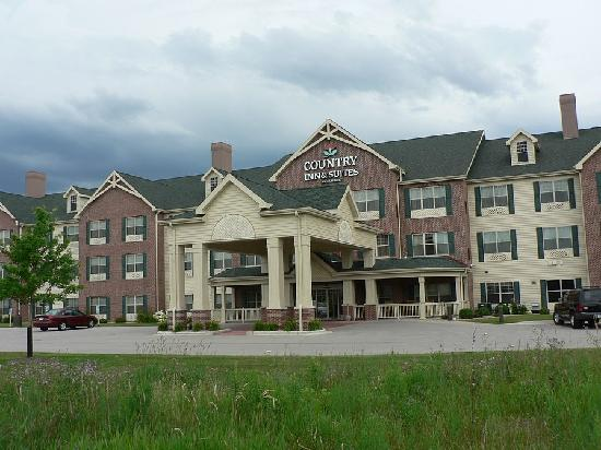 Country Inn & Suites By Carlson, Green Bay East: Front of hotel