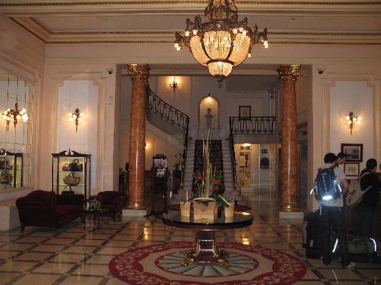 Hotel Maria Cristina, a Luxury Collection Hotel, San Sebastian: hotel lobby
