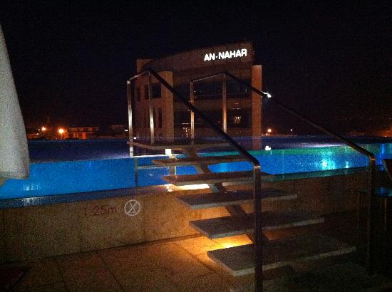 Le Gray Beirut: piscine sur le toit