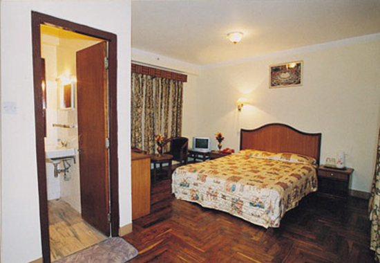 Hotel Lai Lai : Clean and well furnished rooms, each with attached bath.