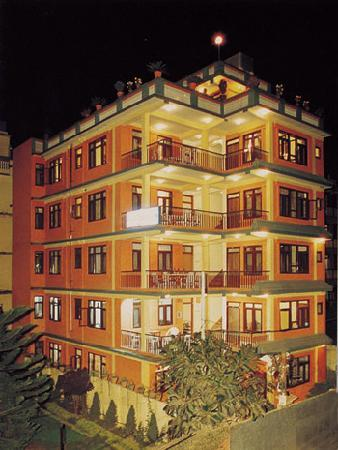 Hotel Lai Lai: Our hotel has 27 rooms located in the tourist district of Thamel