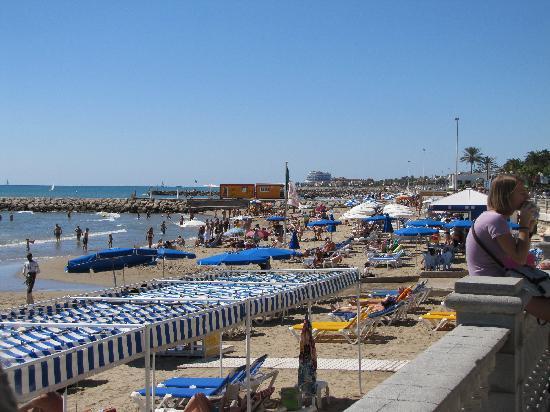 Hotel La Santa Maria: beach