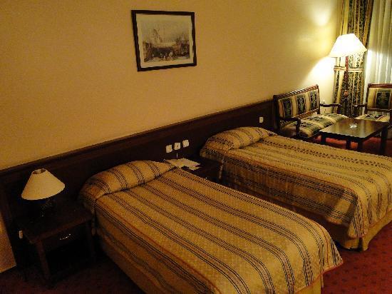 Buyuk Anadolu: The beds look okay.