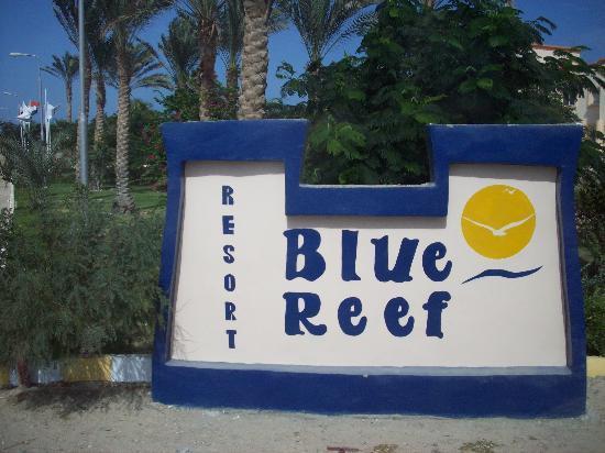 Blue Reef Red Sea Resort: ingresso