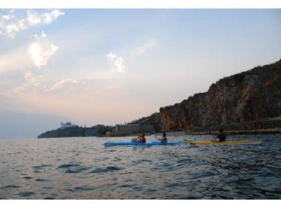 Climb Dali - Dali Kayaking