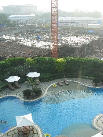 Hyatt Regency Mumbai: dayview