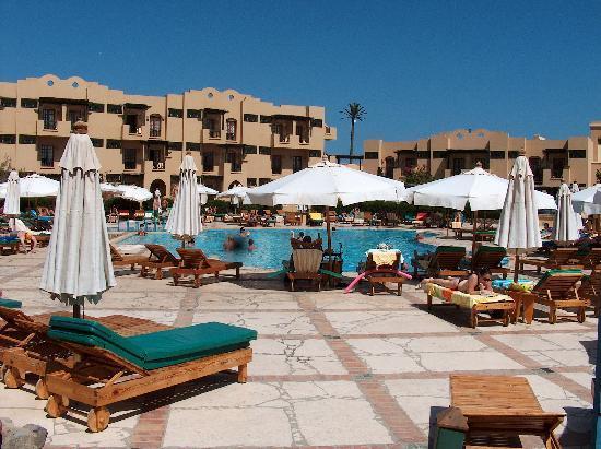 The Three Corners Rihana Inn: Et mere af vores pool