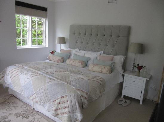 The bedroom at El Misti