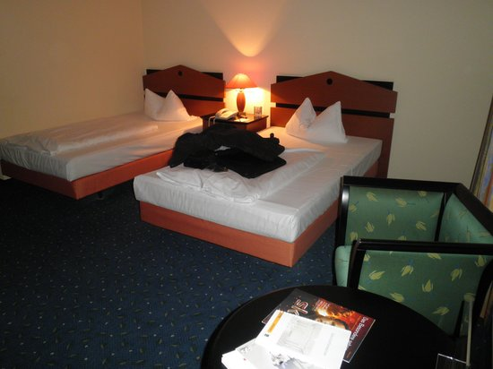 Quality Hotel Plaza Dresden: room