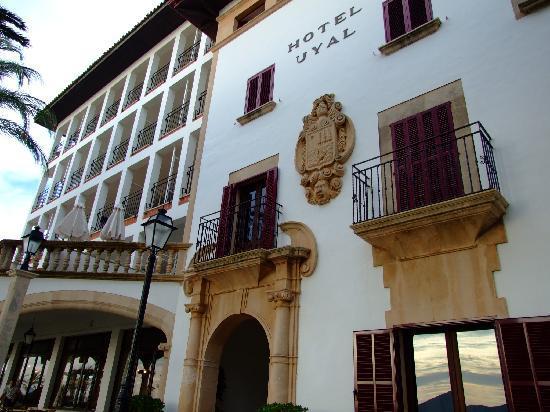 Hoposa Uyal Hotel: Elegant design.
