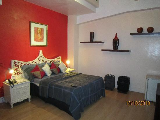 Stone House Quezon City: Our selection of room = Diamond Room