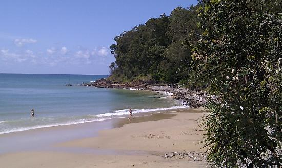 Amamoor Lodge: Noosa beaches - not far from there