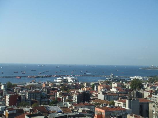 BEST WESTERN PLUS The President Hotel: Vistas al mar de Marmara