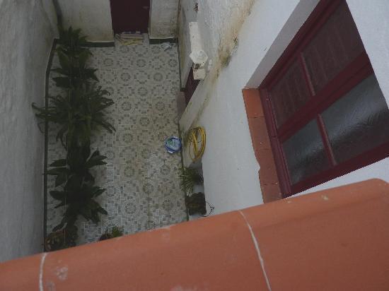 Posada la Plaza: Courtyard1